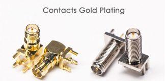 electroplating gold plating process