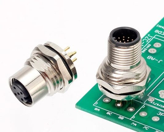 M12 threaded connection