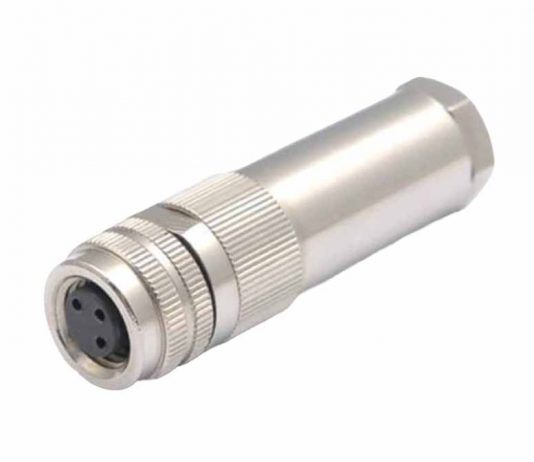 M8 Field Wireable Connector